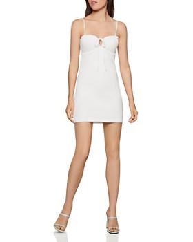 2af53782d23 BCBGENERATION - Pointelle Body-Con Dress ...