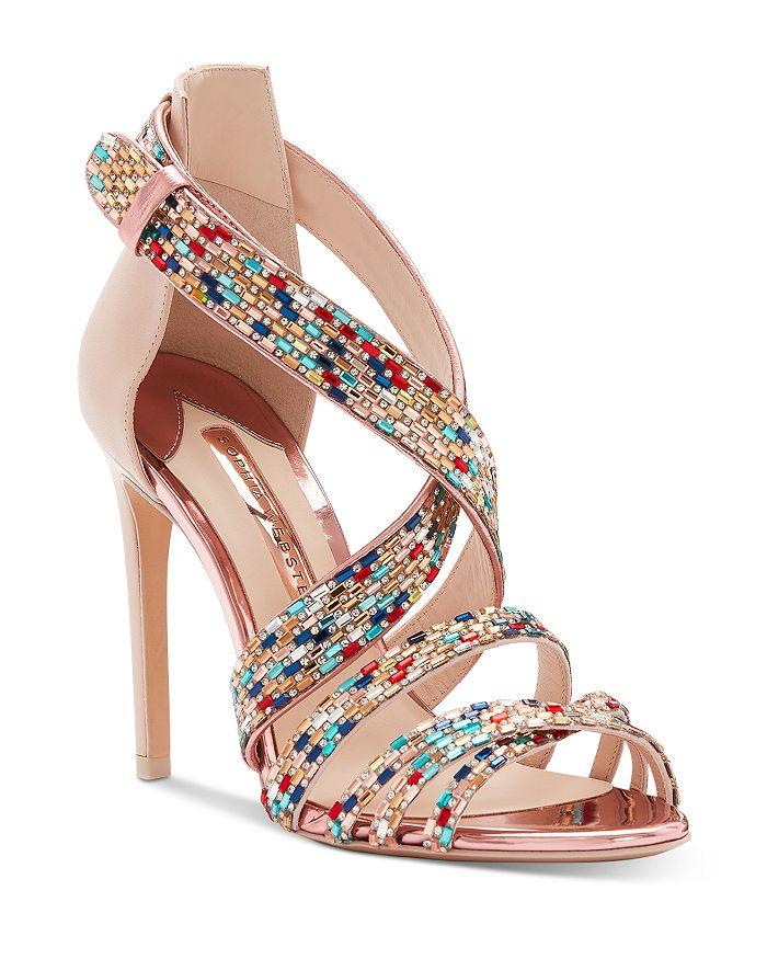 Sophia Webster - Women's Danae 100 Embellished High-Heel Sandals