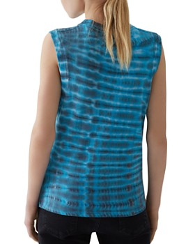 AGOLDE - Futura Tie-Dyed Muscle Tee