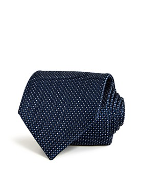 Ted Baker - Textured Dot Silk Classic Tie
