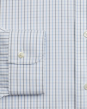 Brooks Brothers - Tattersall Check Classic Fit Dress Shirt