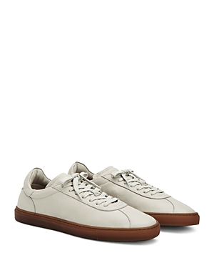 Aquatalia Sneakers MEN'S SCOTT LACE-UP LOW-TOP SNEAKERS