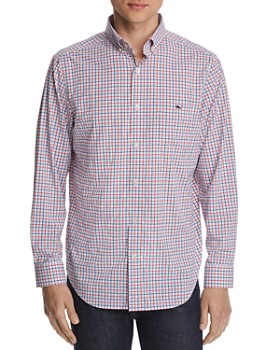 Vineyard Vines - Murray Performance Tattersall Classic Fit Button-Down Shirt