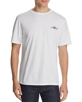 Vineyard Vines - American Bonefish Graphic Tee