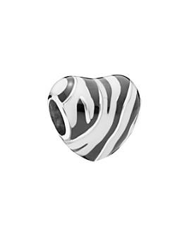 Pandora - Sterling Silver Wild Stripes Charm