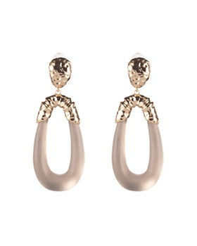 Alexis Bittar - Dangling Clip-On Earrings