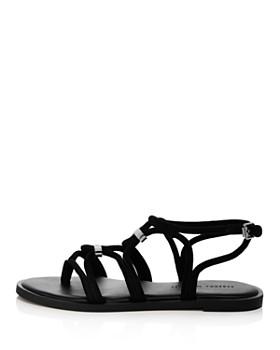 Rebecca Minkoff - Women's Sarle Strappy Thong Sandals
