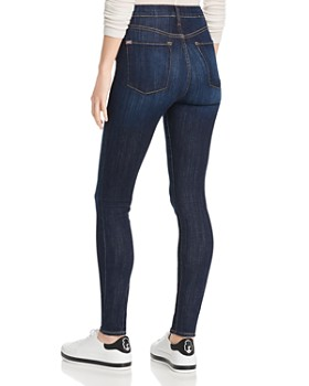 Alice and Olivia - Good High-Rise Skinny Jeans in Dream On