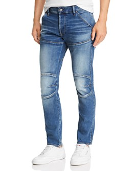 G-STAR RAW - 5620 3-D Slim Fit Jeans in Vintage Azure