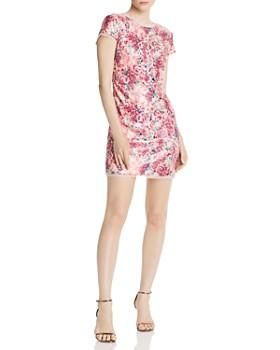 Rachel Zoe - Lili Sequined Mini Dress