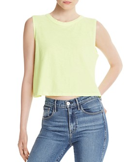 LNA - Cape Cropped Tank