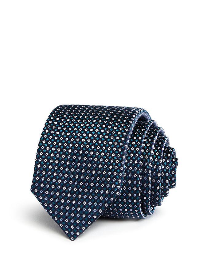 BOSS - Diamond Neat Skinny Tie