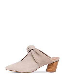 Bernardo - Women's Finley Block Heel Mules