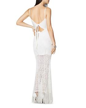 Ramy Brook - Maddox Lace Illusion Dress
