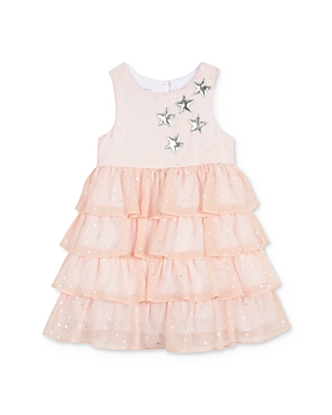 Pippa & Julie Girls\\\' Tiered Star Dress - Baby-Kids