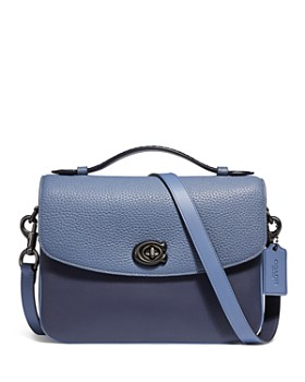 COACH - Blaise Mixed Media Crossbody