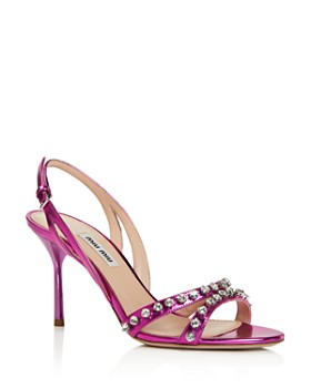 637a5ea4f68 Women's Designer High Heel Sandals - Bloomingdale's