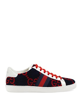 f8b56c94103 ... Gucci - Women s Ace GG Terry Cloth Sneakers