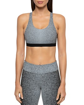 KORAL - Tax Cutout Sports Bra