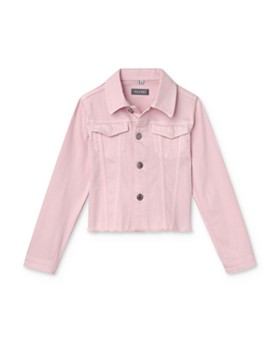 DL1961 - Girls' Manning Raw-Hem Denim Jacket - Big Kid