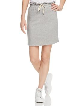Splendid - Bayside Active Ruffled Mini Skirt