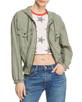 Splendid - Bodhi Military Jacket