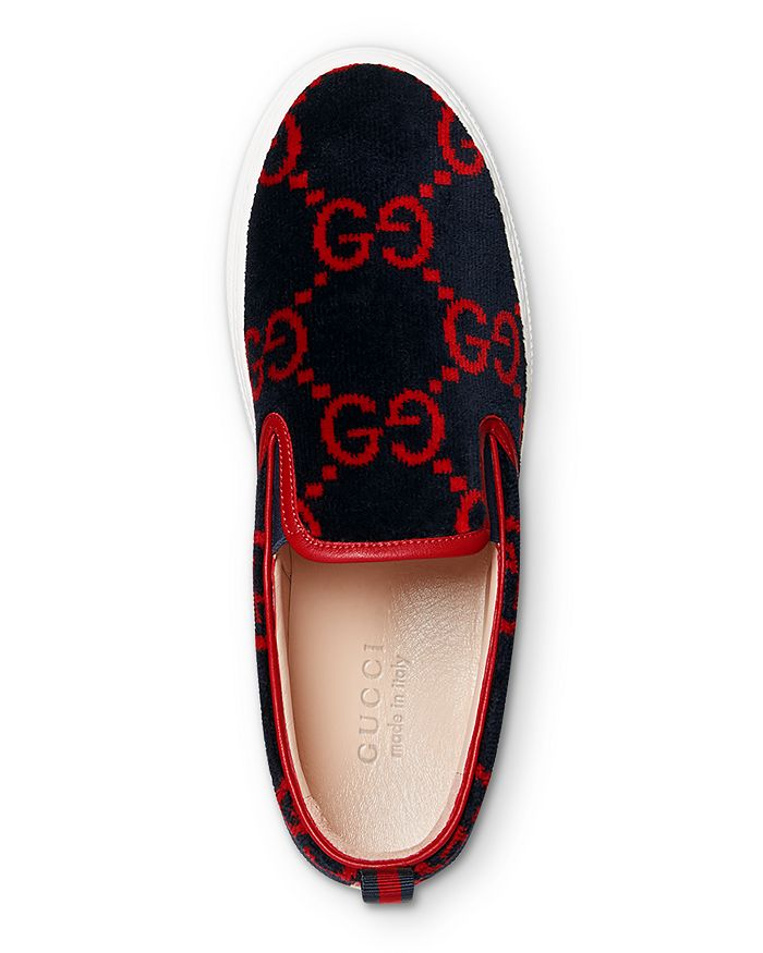 1fcf396121 Men's Terry Cloth Slip-On Sneakers