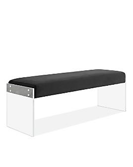 Modway - Roam Velvet Bench