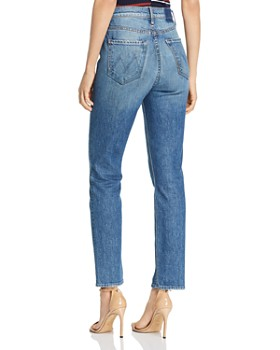MOTHER - The Dazzler Straight-Leg Jeans
