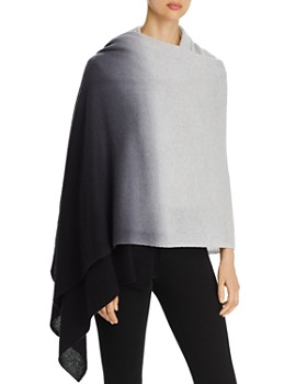 f193af6de3 C by Bloomingdale's - Dip-Dye Cashmere Travel Wrap - 100% Exclusive ...