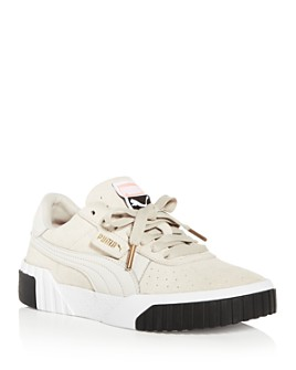 PUMA - Women's Cali Low Top Sneakers