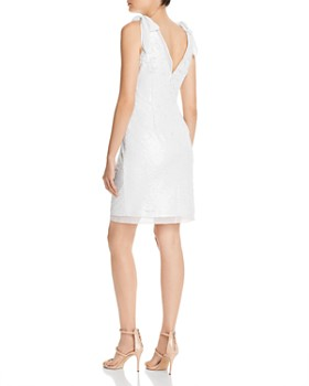 Aidan by Aidan Mattox - Sequin & Chiffon Cocktail Dress