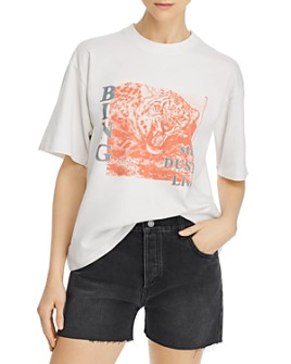 Anine Bing - Georgie Graphic Tee