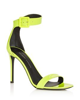 Giuseppe Zanotti - Women's Ankle-Strap High-Heel Sandals