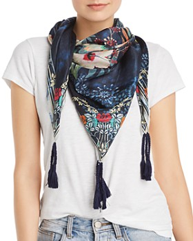 Bandanas and Square Scarves for Women - Bloomingdale's