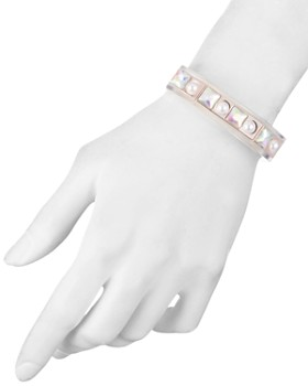 Carolee - Resin Open Cuff Bracelet