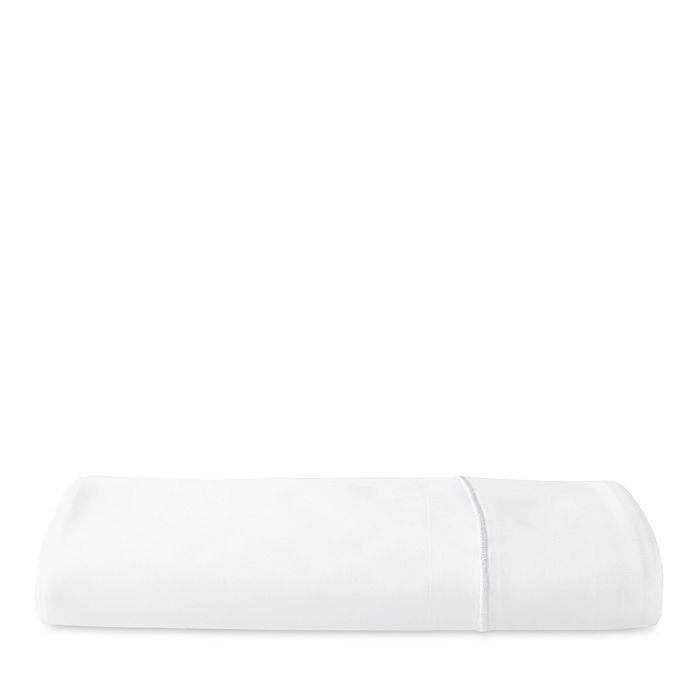 Donna Karan - Silk Indulgence Cotton/Silk Flat Sheet, Queen