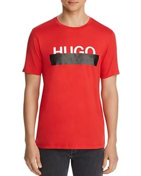 HUGO - Dolive Logo Graphic Tee