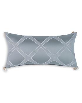 "Rose Tree - Marianna Decorative Pillow, 11"" x 22"""