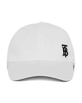 Burberry - Monogram Piqué Baseball Cap