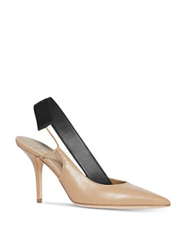 Burberry - Women's Maria 90 Slingback Pumps