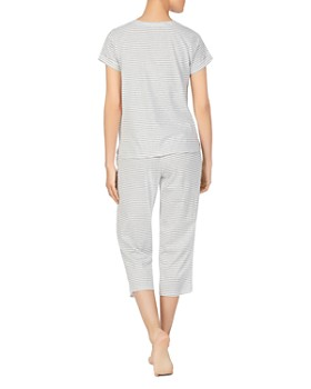 Ralph Lauren - Striped Capri Pajama Set
