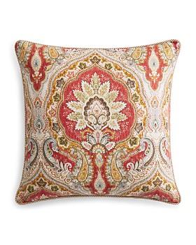 "Rose Tree - Harrogate Decorative Pillow, 18"" x 18"""