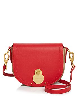 Longchamp - Cavalcade Wild Small Leather Crossbody