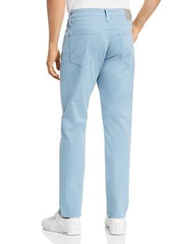AG - Graduate Straight Slim Fit Pants in High Tide