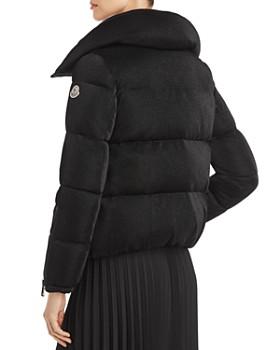 Moncler - Bandama Metallic Down Coat