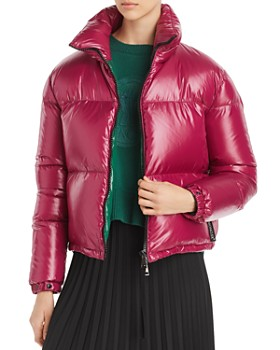 Moncler - Rimac Cropped Down Coat