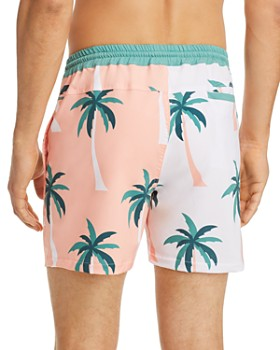 DUVIN - Palmy Printed Swim Shorts