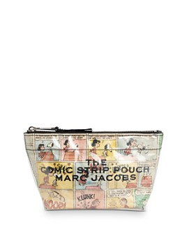 MARC JACOBS - Peanuts Large Cosmetics Case