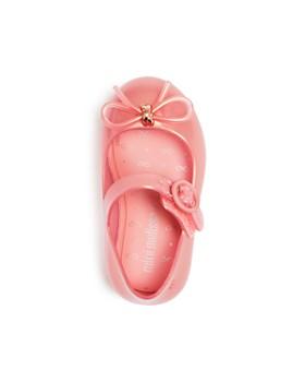 Mini Melissa - Girls' Sweet Love Flats - Walker, Toddler